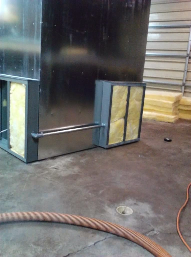 How To Build A Powder Coating Oven Part Ii