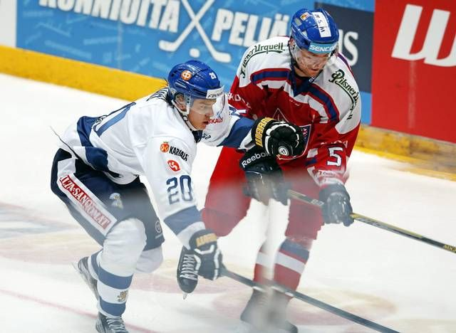Sebastian Aho oli mukana Suomen jokaisessa maalissa.