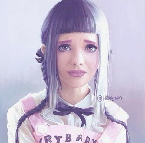 Melanie Martinez This Looks So Real It Took Me A While To Realize This Is A Painting Melanie Martinez Melanie Martinez Drawings Crybaby Melanie Martinez