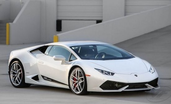 Lamborghini Huracán by VF Engineering supercharged 805 bhp