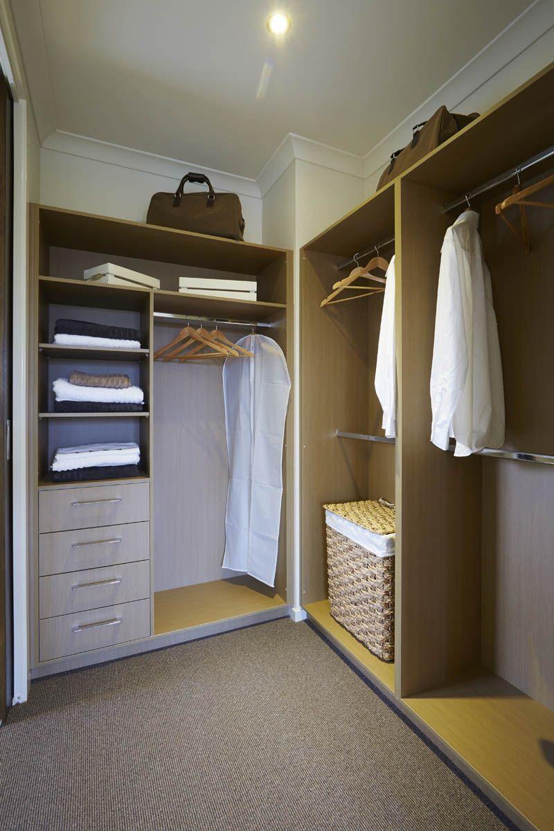 Walk In Robe Designs Amp Ideas Metricon Closet Layout