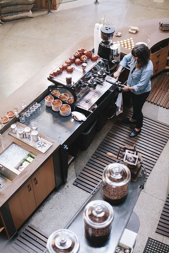 Cute coffee shop in San Francisco! coffee places for
