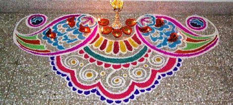 "Anmol Decore Kolkata: Bengali ""ALPONA"" A Great Piece of Art"