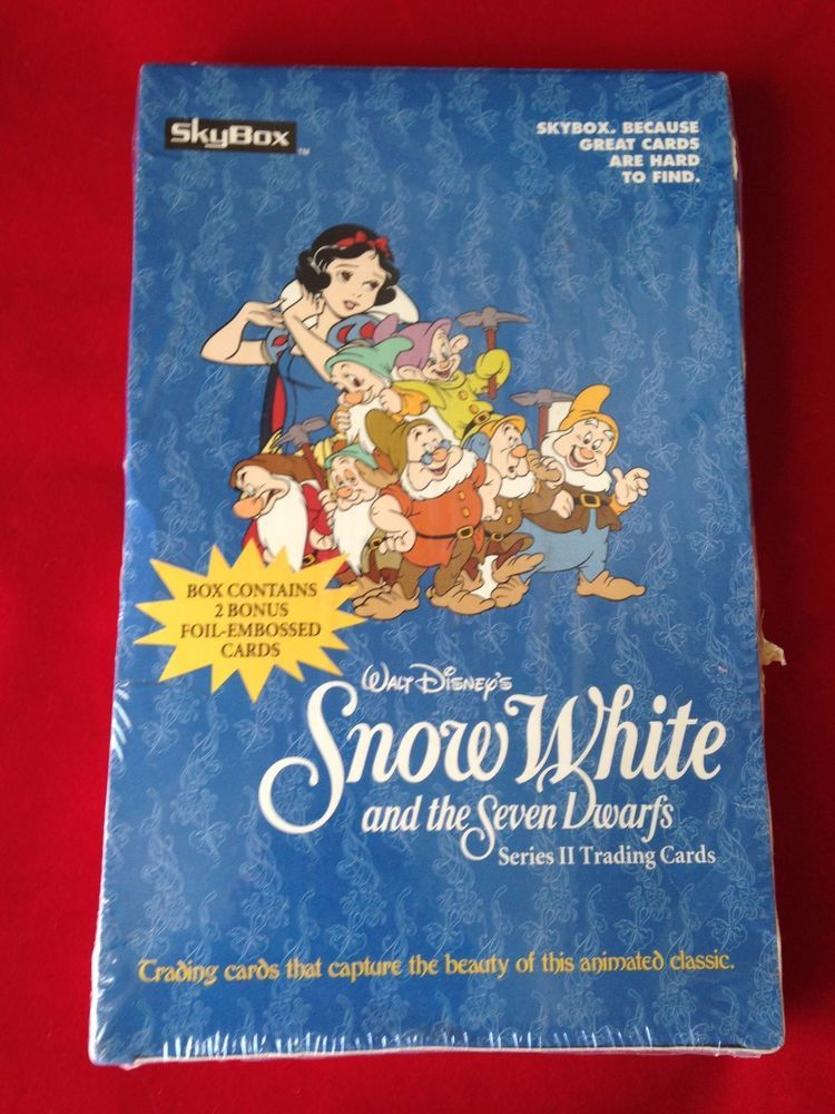 SkyBox /'SNOW WHITE/' DISNEY Boxed Card Set SEALED