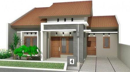 Desain Rumah Minimalis Terbaru Type 36 45 56 70 72 90 120 Plans De