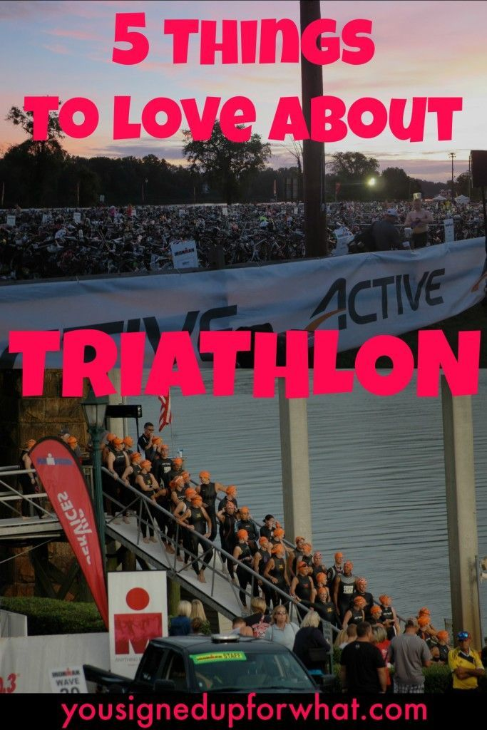 5 Things to Love About Triathlon (scheduled via http://www.tailwindapp.com?utm_source=pinterest&utm_medium=twpin&utm_content=post1056643&utm_campaign=scheduler_attribution)
