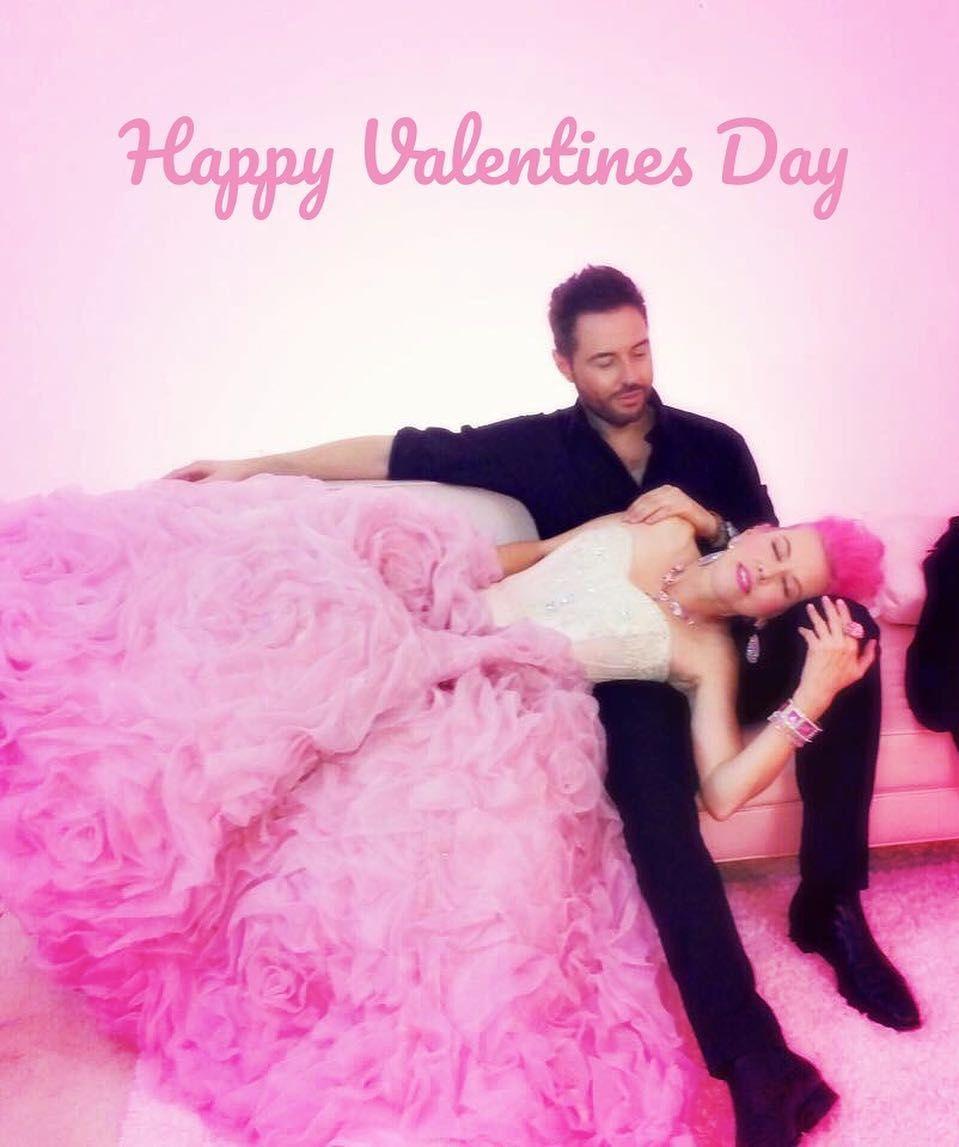 Kitten Kay Sera On Instagram Happy Valentines Day Dolls With Jordancappella Thepinkl Happy Valentine Happy Valentines Day Pink Ladies