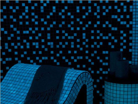 Glow In The Dark Mosaic Tiles By 5 Companies Make Light Of Your