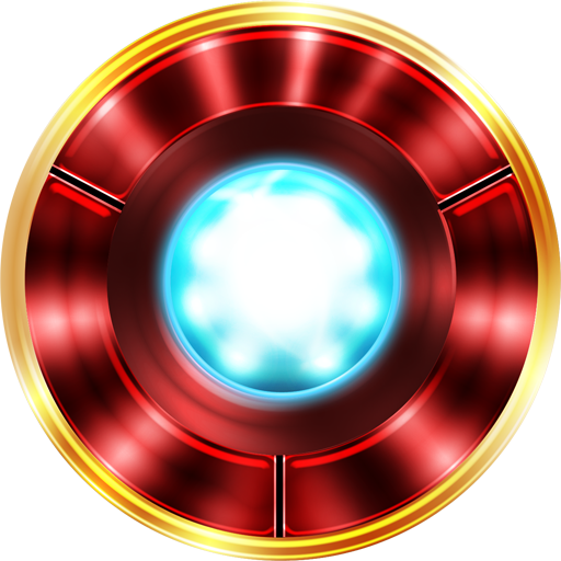 Ironman Arc Reactor\ PNG Image Iron man, Arc reactor