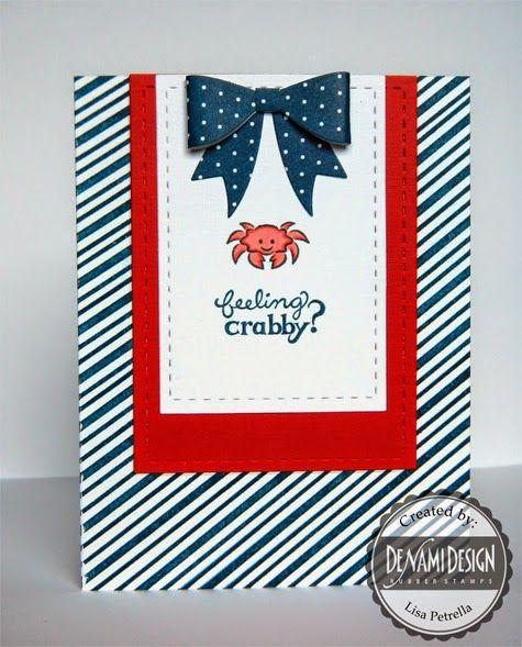 DeNami Design Blog: Feeling Crabby?