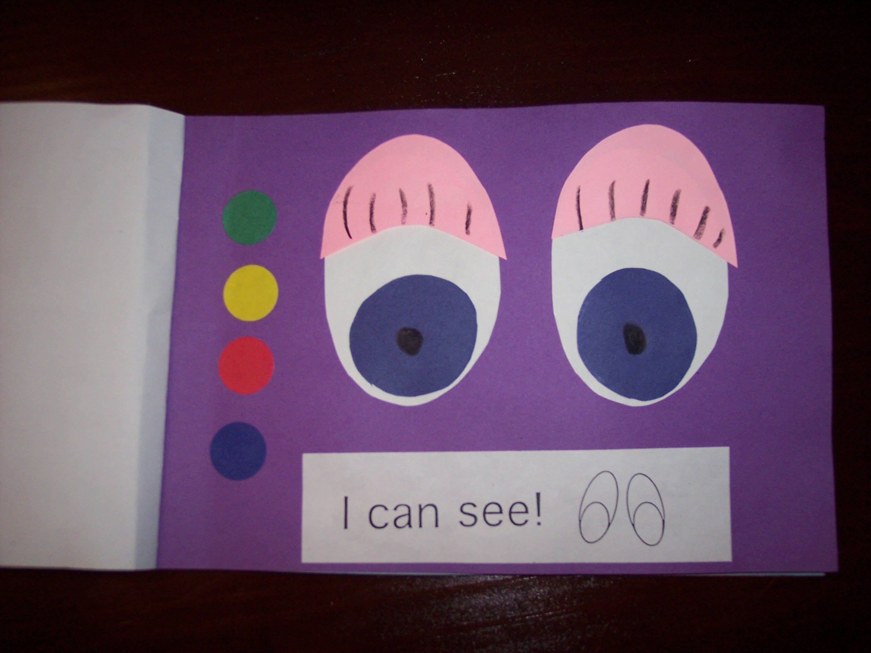 Pin By Preschool Wonders On 5 Senses