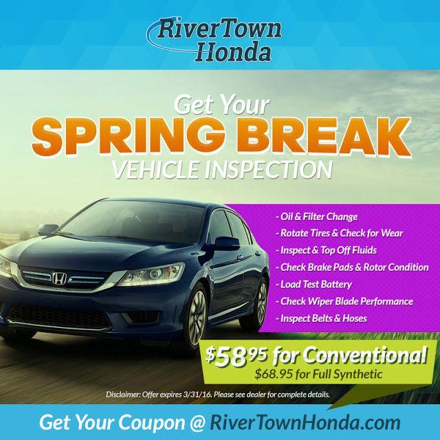 Preparing Your Car for a Spring Break Trip