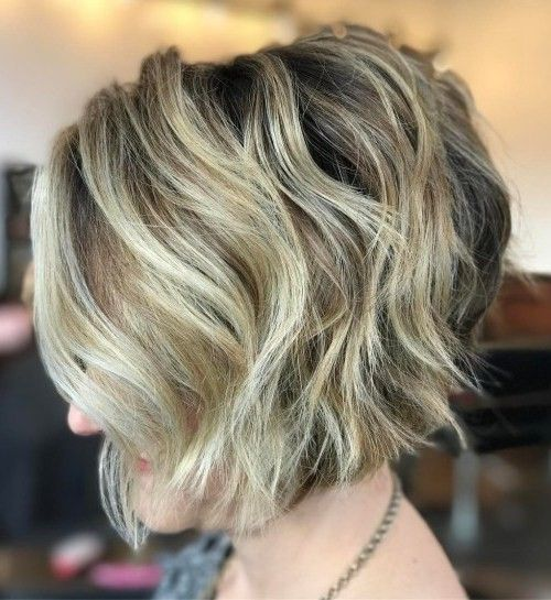 Photo of 25 cute short layered hairstyles for messy hair