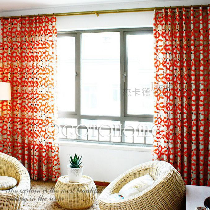 Country Style Curtains, Country