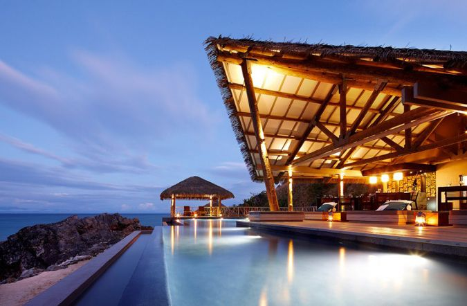 Tadrai Island Resort in Fiji- adults only and all inclusive, perfect for honeymoons!