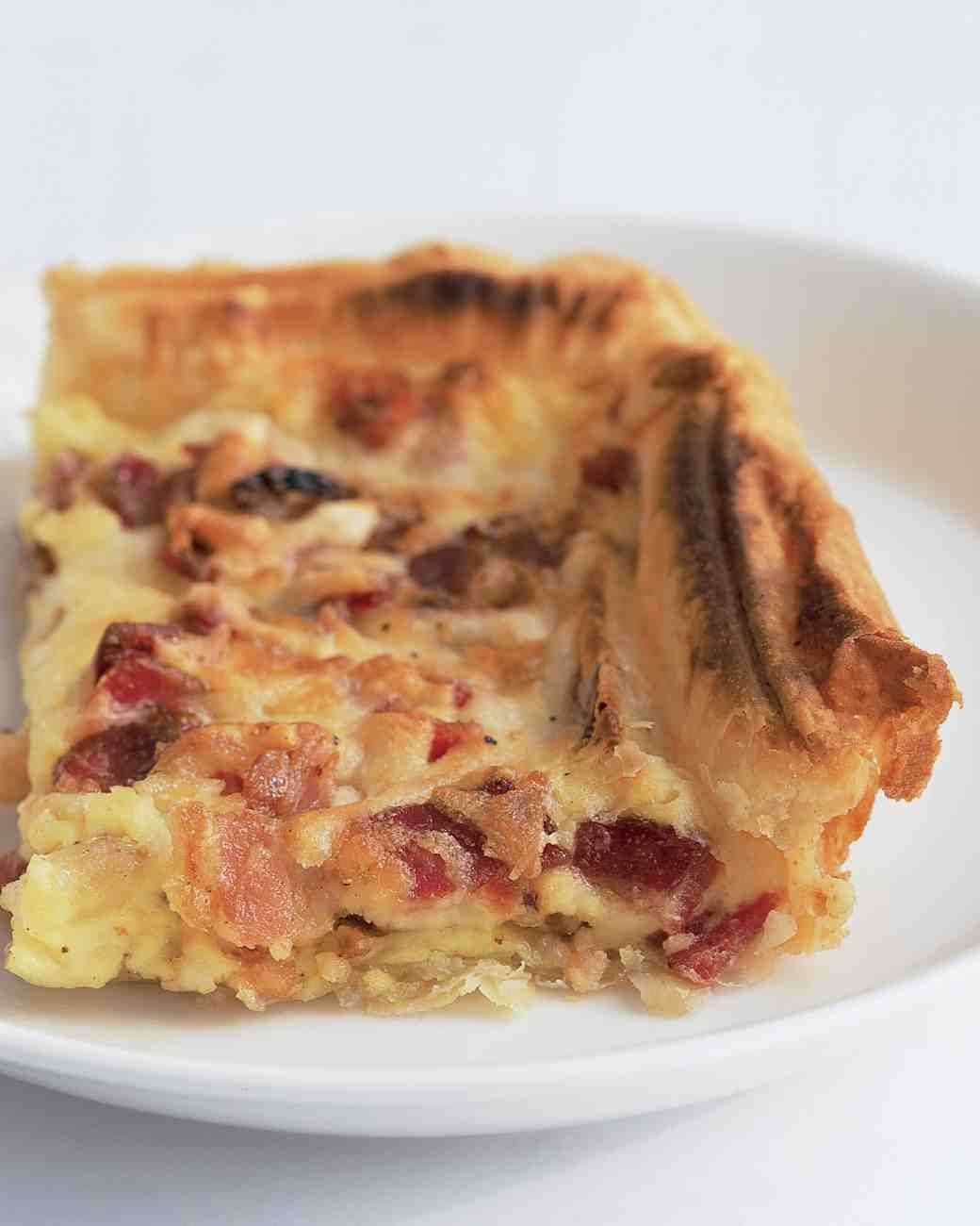 Bacon and Egg Casserole-Martha Stewart