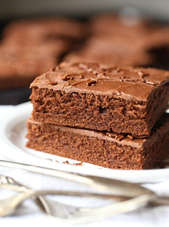 Buttermilk Brownies Soft And Coated In Chocolate Frosting Brownies Recipe Buttermilk Buttermilk Brownies Buttermilk Recipes Buttermilk Brownies Recipes