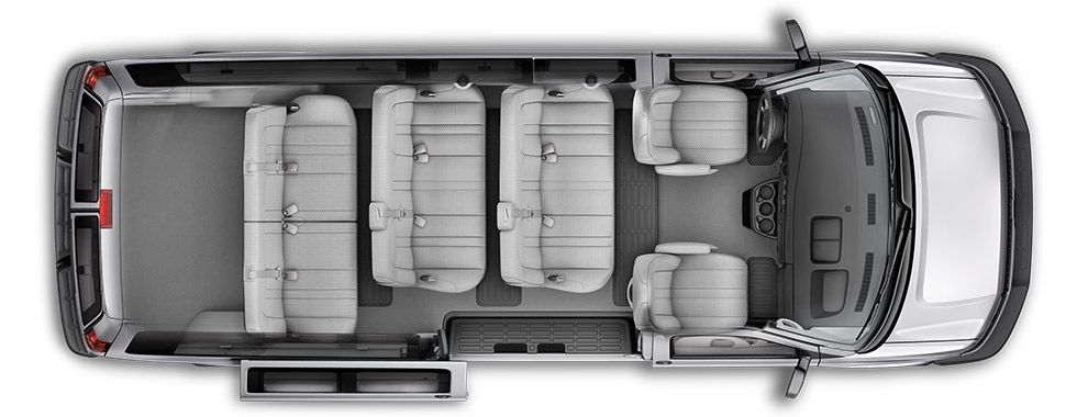Chevrolet Express Passenger Camionetas Familiares Van Chevrolet Autos Y Motos