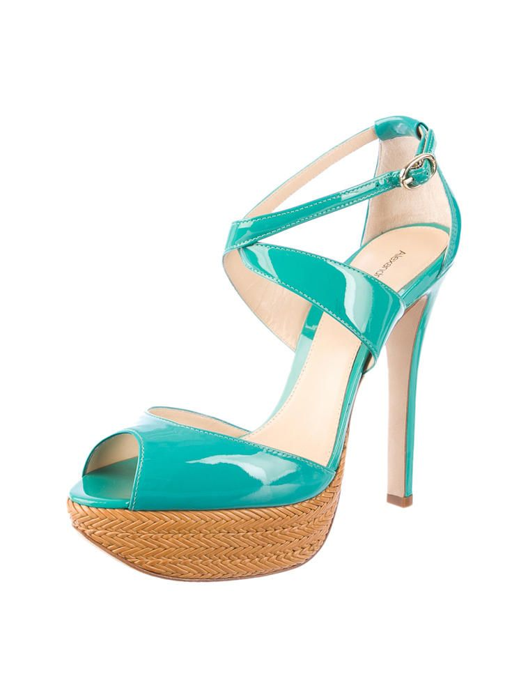 4bfc3db6627 Alexandre Birman Platform Sandals - Shoes - ALR20073