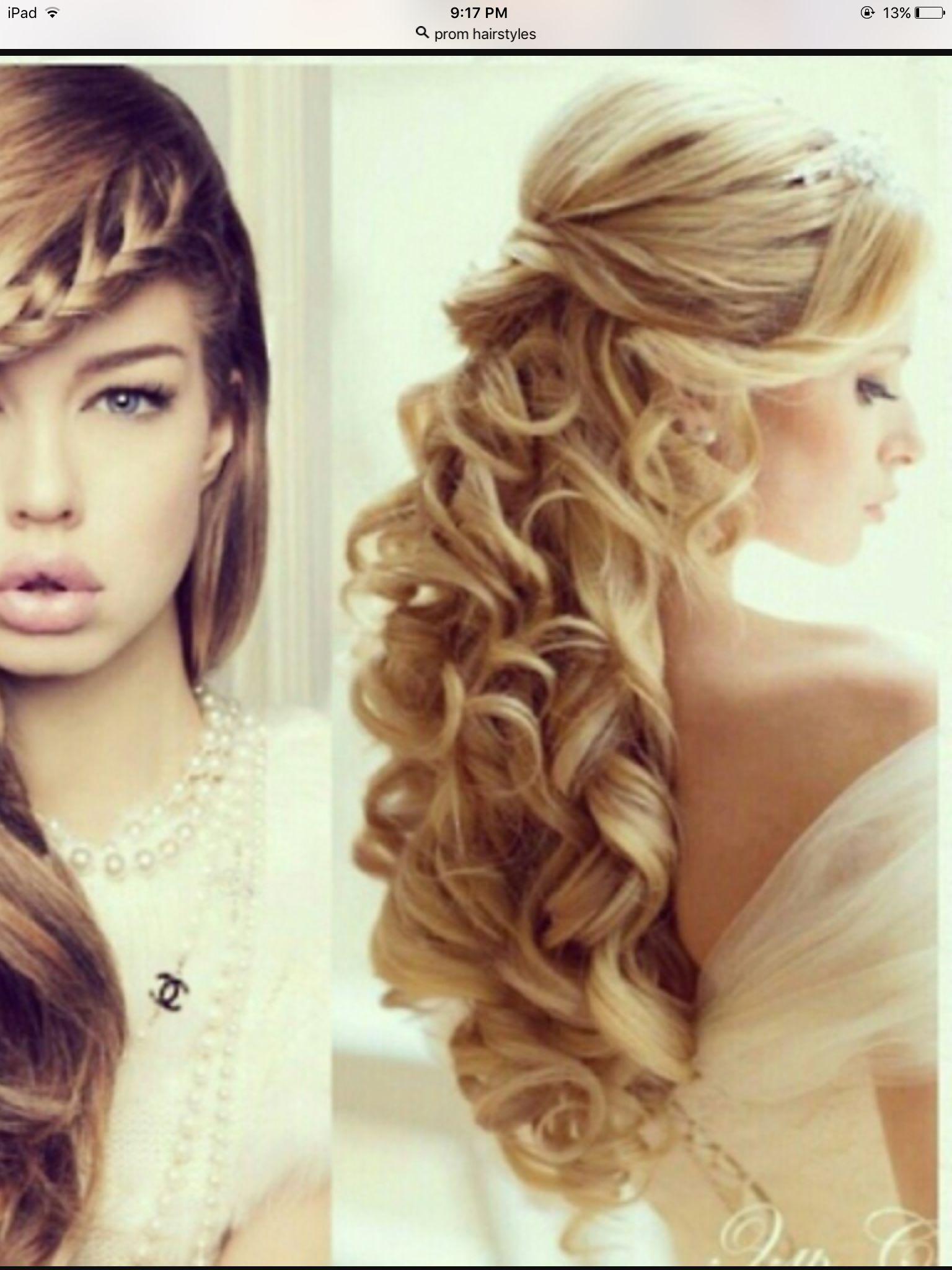 More hair formal dresses and hair pinterest hair style