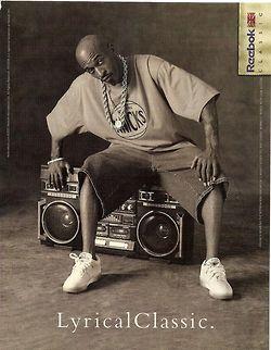 Ghettoblaster and Rakim. Two classics!