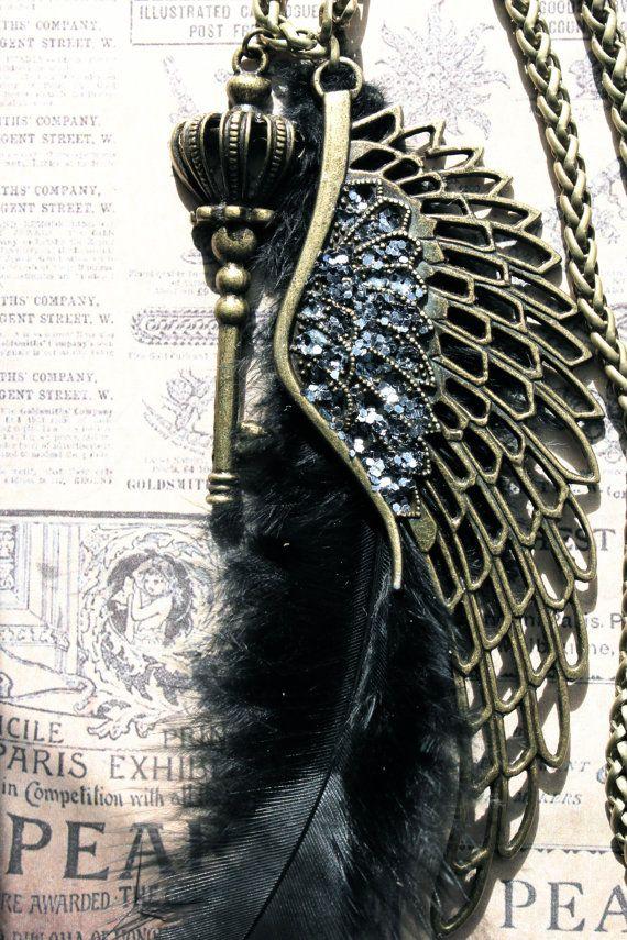 Sautoir Hector par MADINEL sur Etsy, €58.00