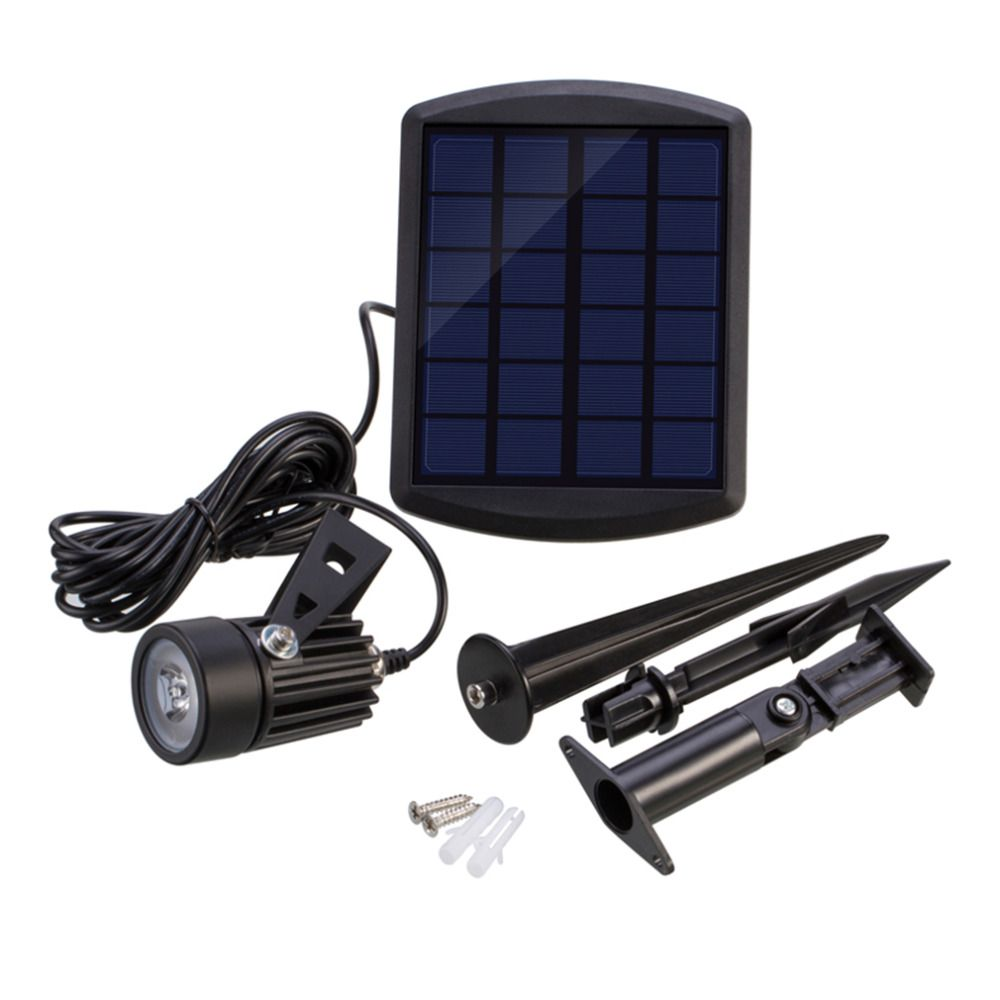 Outdoor Solar Lights Lowes New Bsvsl101 Universal Led Solar Powered Outdoor Street Light Low Power