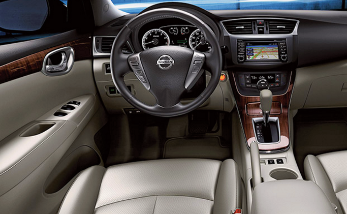 2018 Nissan Sentra interior | News Cars Report | Pinterest