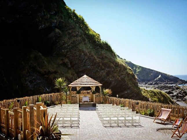 11 Unusual Wedding Venues You Need To Know About Marie Claire