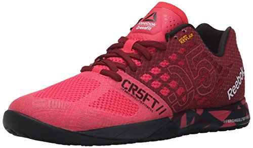 Reebok Womens Crossfit Nano 50 Training Shoe Fearless