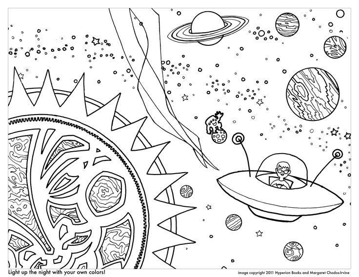 82c3695f77013203aeda450d4fb05401 Jpg 736 568 Pixels Space Coloring Pages Planet Coloring Pages Bird Coloring Pages