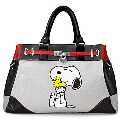 Delightful Snoopy Woodstock Purse Is A Fun Way To Add Sense Of Whimsy An Outfit