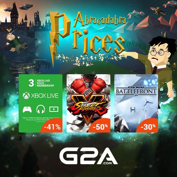 G2a Weeklysale Video Game Sales Steam Video Games Star Wars Battlefront