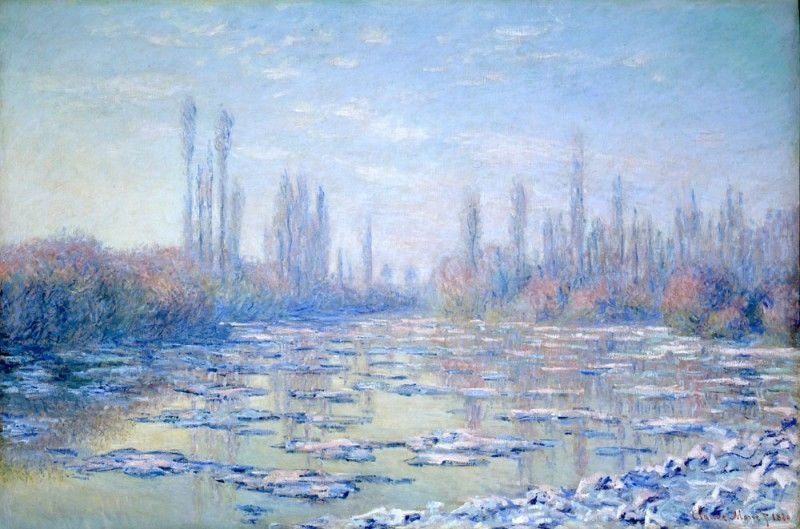 Starting November 15, the Albright-Knox Art Gallery will present works by the father of impressionism, Claude Monet.