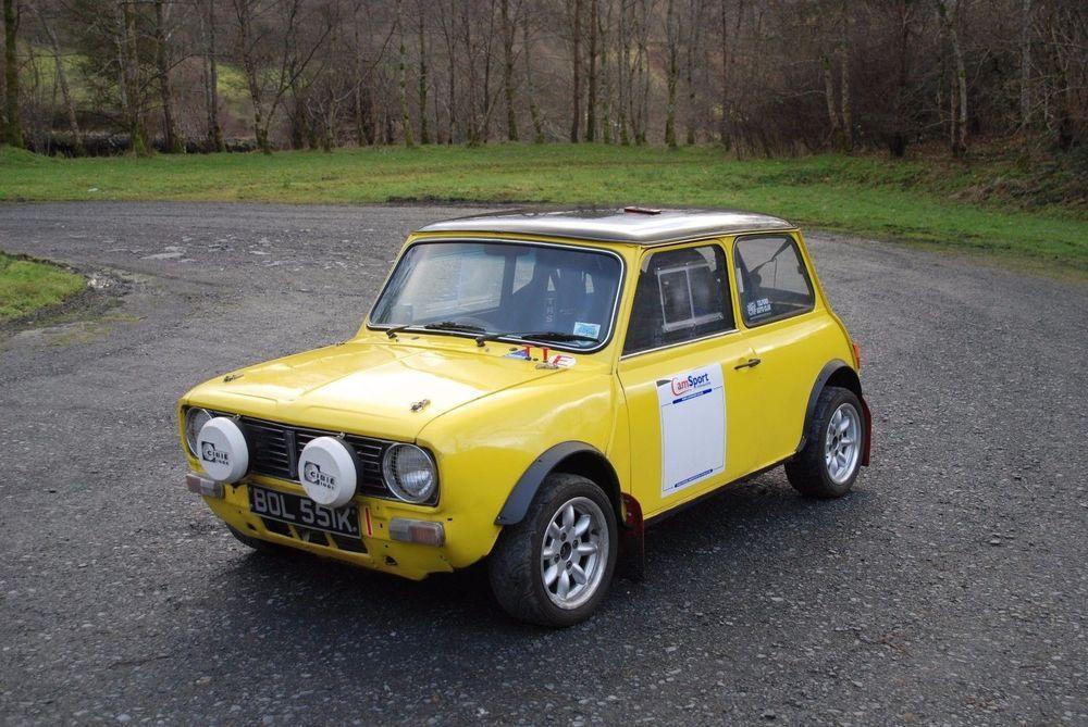 eBay: austin mini rally car #classicmini #mini | Autó | Pinterest ...