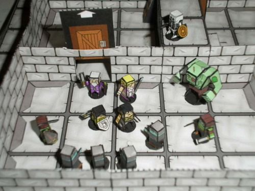 Gravity Falls Minimalist Wallpaper Free Printable Dungeon Crawl Board Game Looks Like Tons
