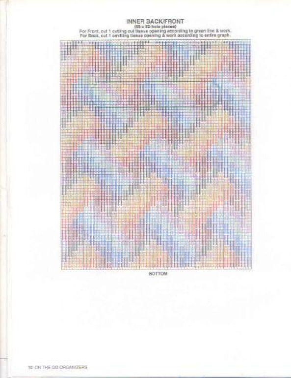 PLASTIC CANVAS pg 7 Aprender manualidades es facilisimocom