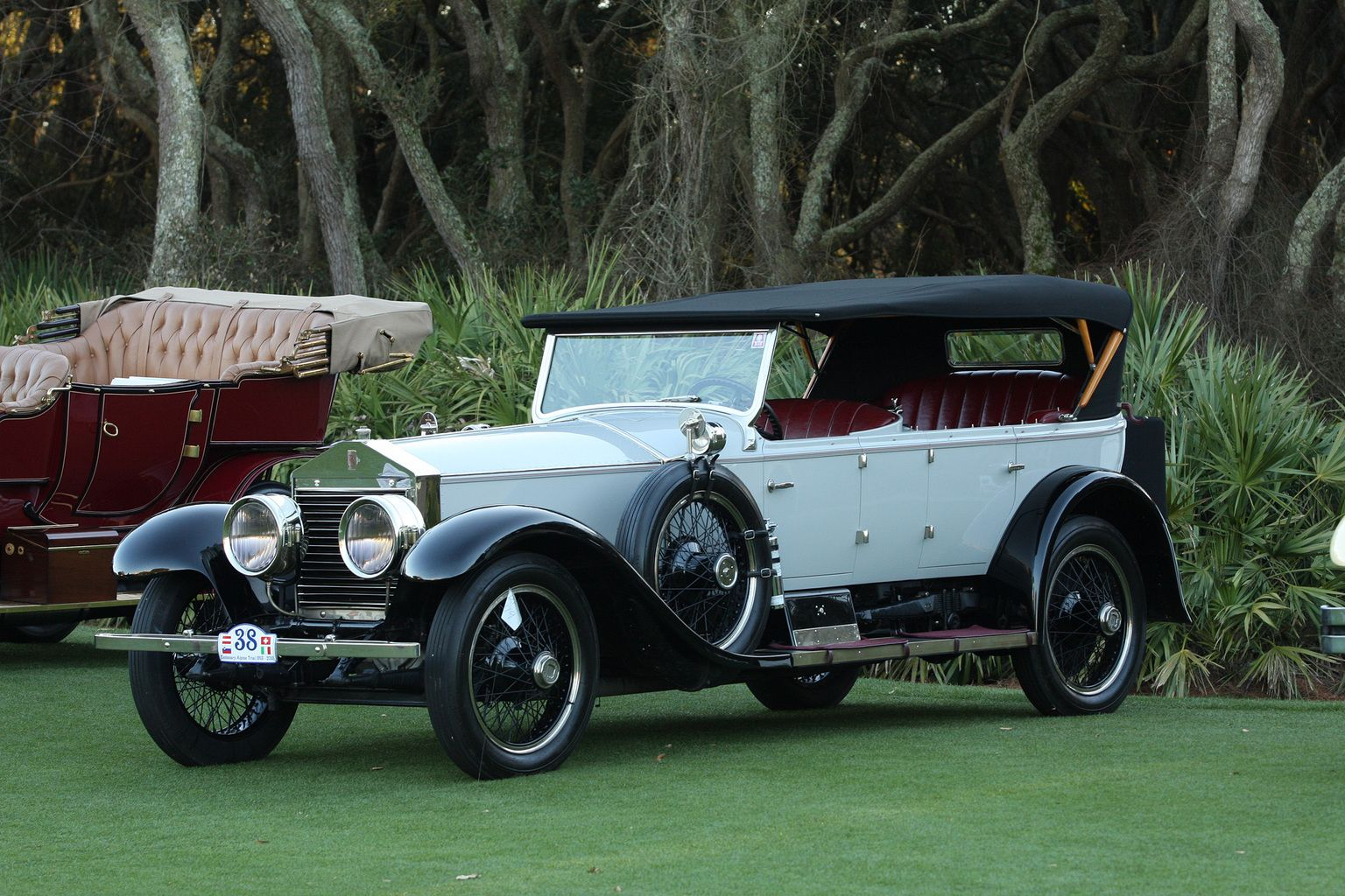 1919 Rolls-Royce Springfield Silver Ghost Pall Mall Touring Car ...