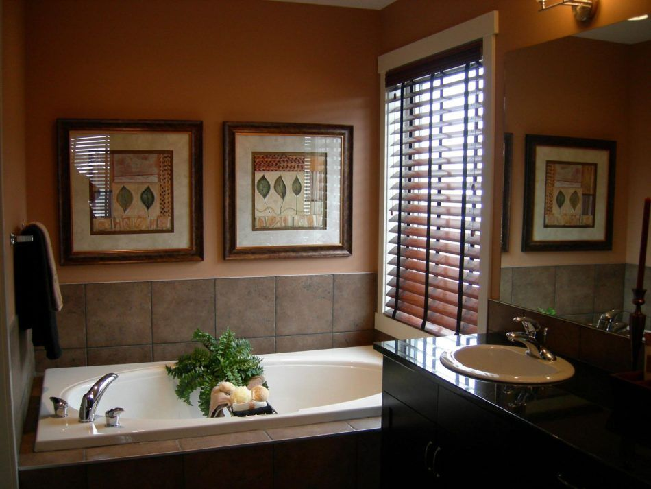 35 Best Rustic Bathroom Design Ideas | Rustic bathroom ...