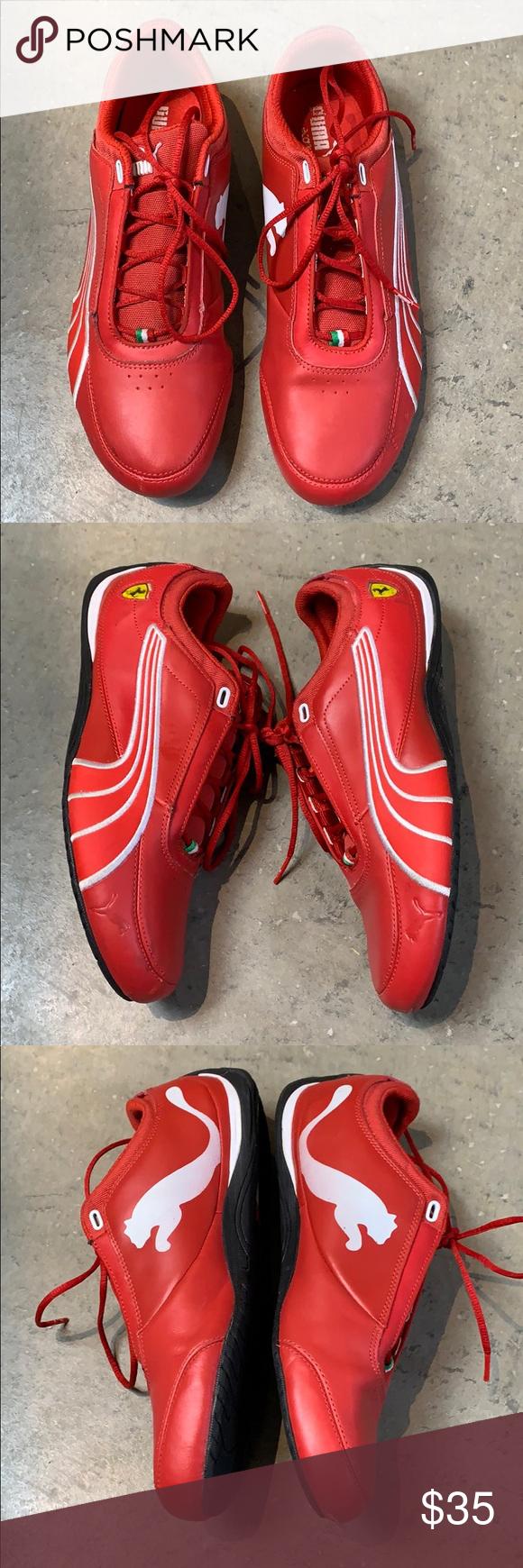 Puma Ferrari Racing Shoes Racing Shoes Shoes Puma
