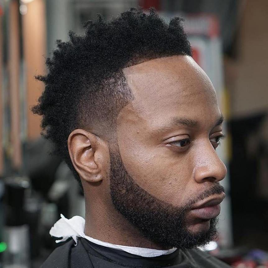 50 Stylish Fade Haircuts For Black Men Fade Haircut Haircut