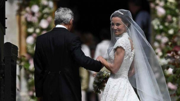 All The Details Of Pippa Middleton S Wedding To James Matthews Pippa Middleton Wedding Dress Pippa Middleton Wedding Middleton Wedding