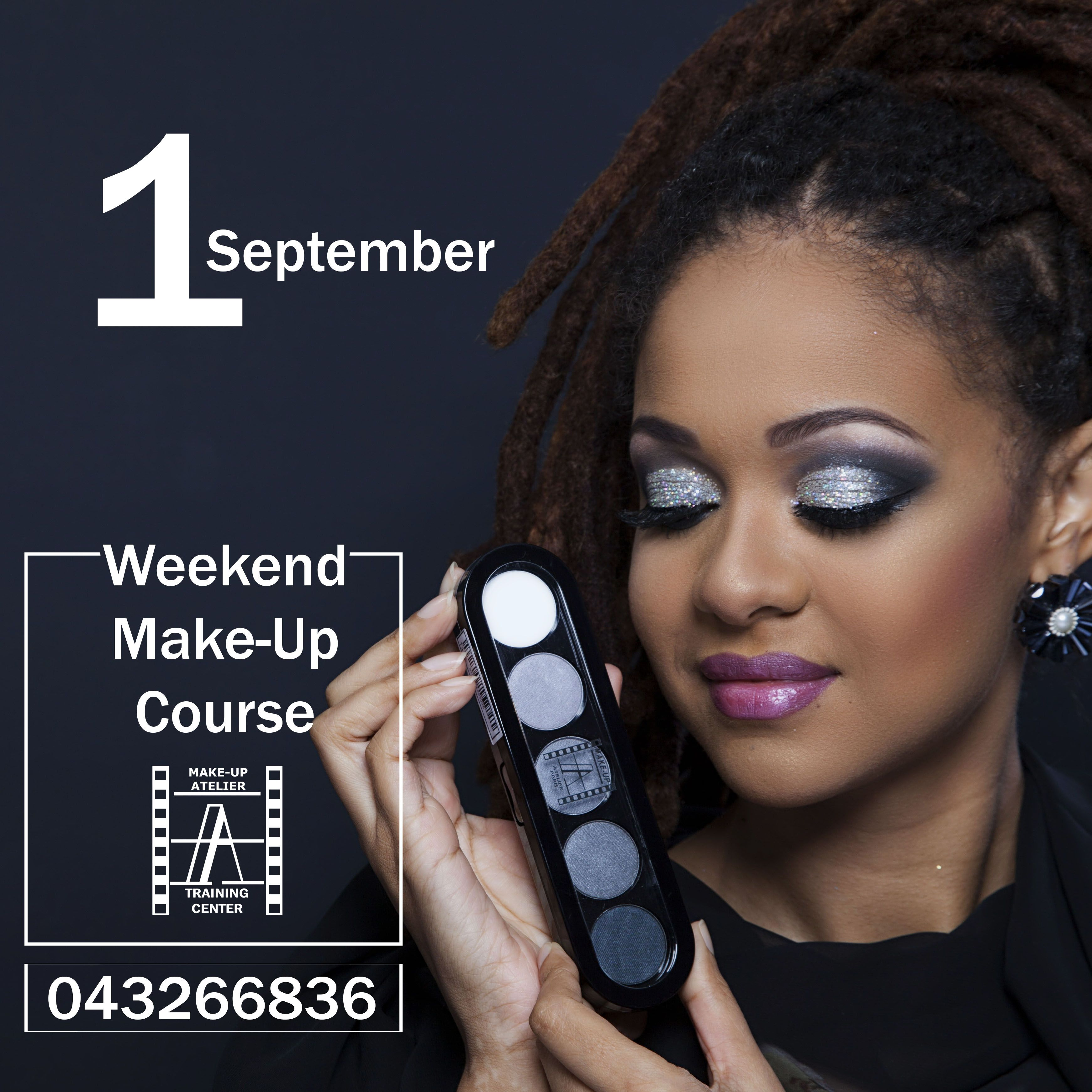 The ultimate classes for Makeup Artists already and for