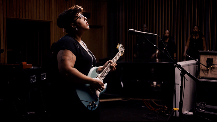 Don T Wanna Fight Live From Capitol Studio A Alabama Shakes Music Videos Vevo Alabama Music Station