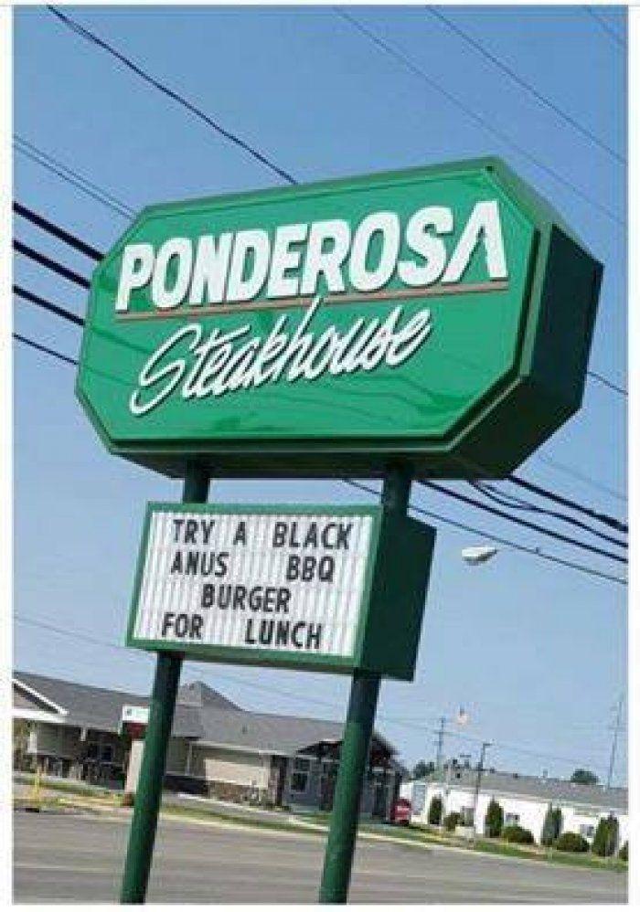 Black anus picture amusing message