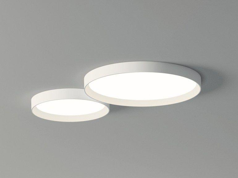 LED Deckenleuchte UP 4442 Kollektion Up by Vibia Design Ramos ...
