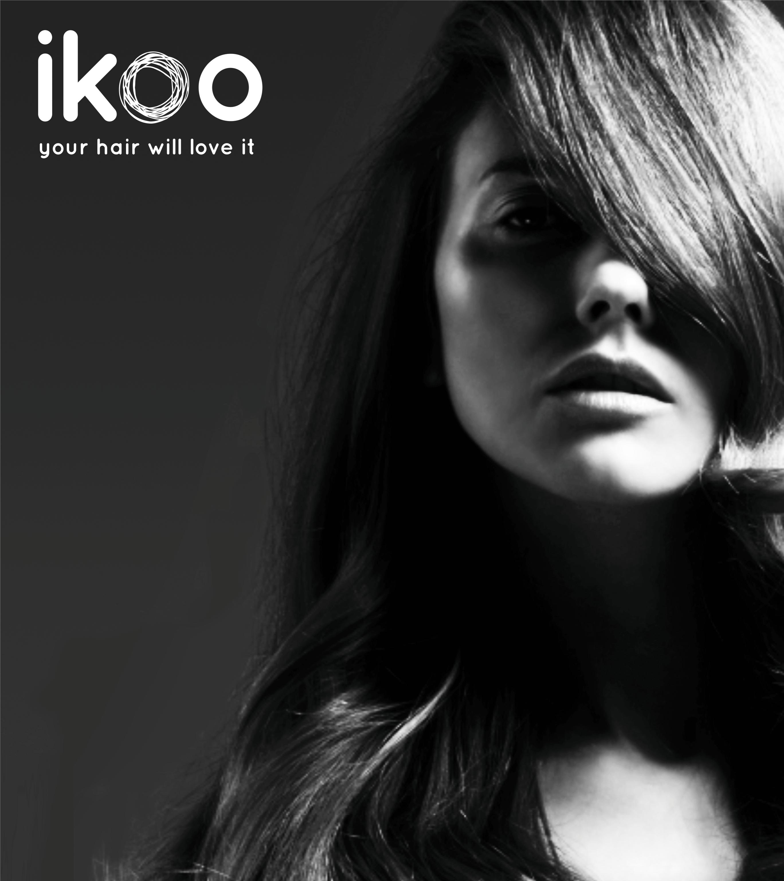 El cepillo masajeador #Ikoo @ikoobrush #cepillo #brush #beauty #hair