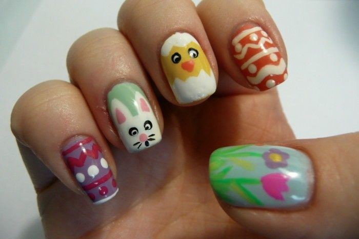 Nageldesign Ostern 50 Unusual Ideas How To Celebrate Easter With