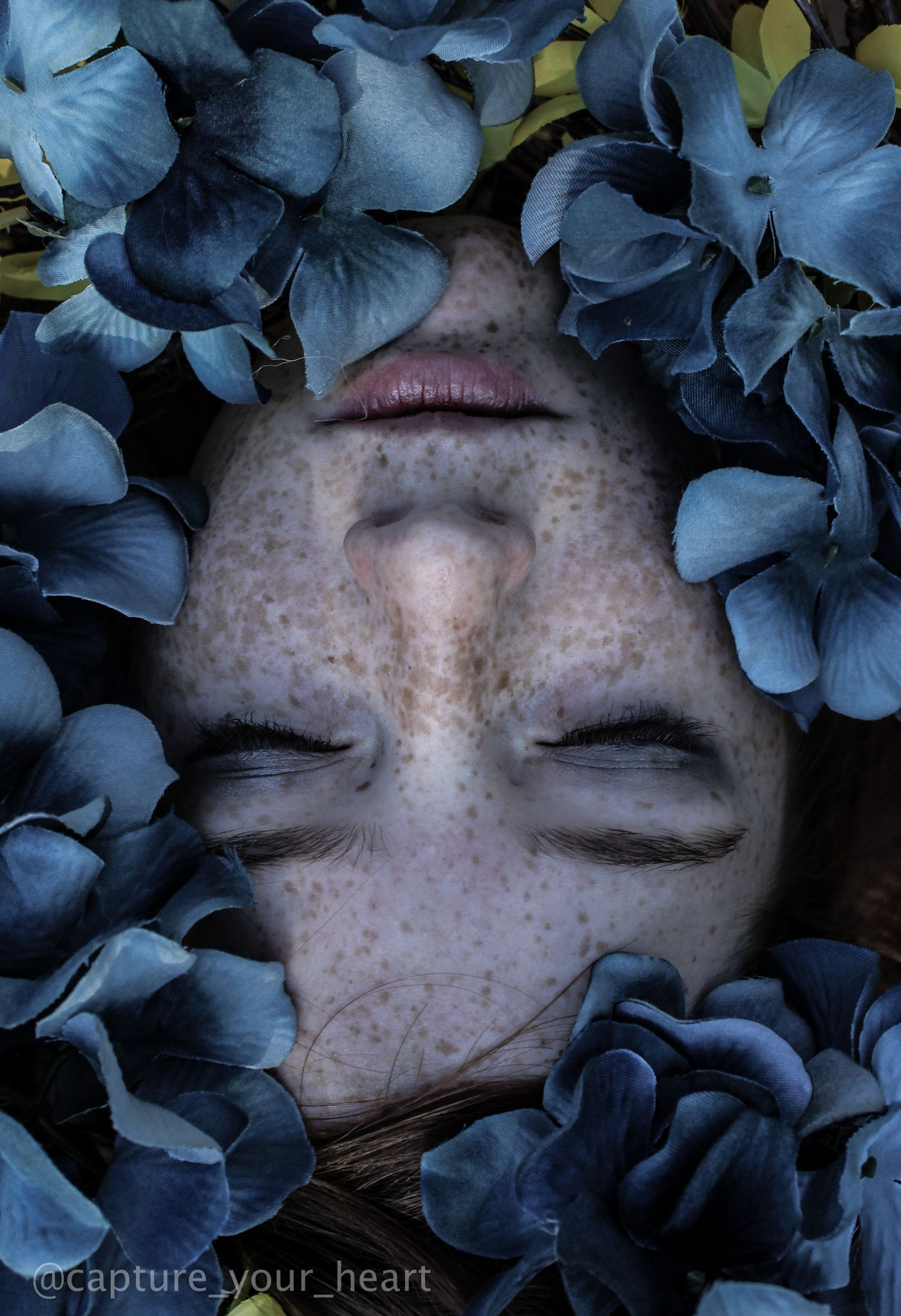 ❀ Flower Maiden Fantasy ❀ beautiful photography of women and flowers - Capture Your Heart Photography