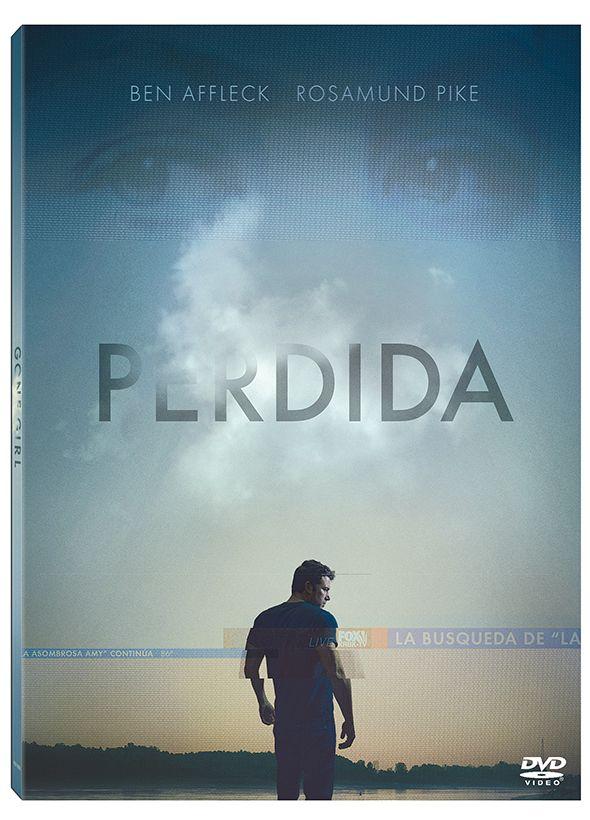 Perdida Gone Girl Proximamente En Digital Hd Blu Ray Y Dvd Dvd David Fincher Peliculas